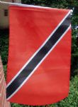 HAND WAVING FLAG - Trinidad & Tobago